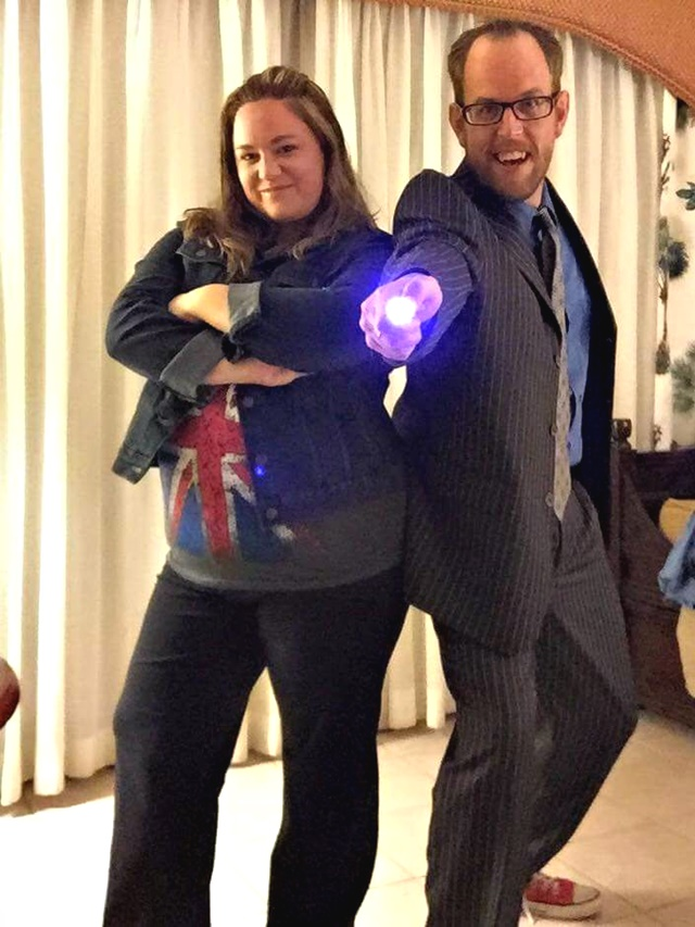 Dr. Who Halloween Costumes